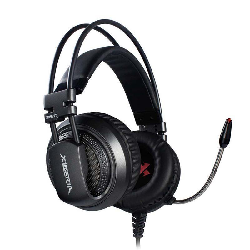 Xiberia Best Computer Gaming Headset Headband with Microphone Mic XIBERIA V D6Z1