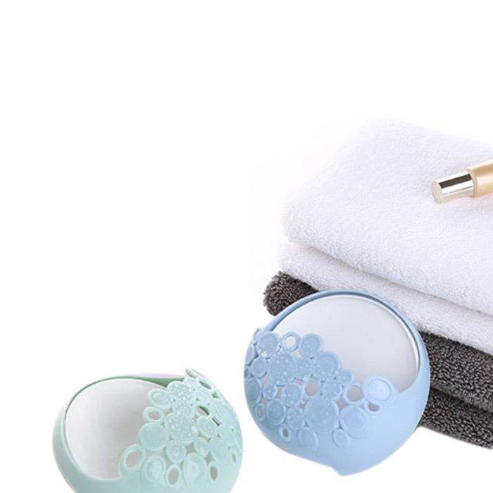 Seifenschale Seifenkiste Ein Kraftvolles Badezimmer Saugnapf Mode Kreativ O O4E5