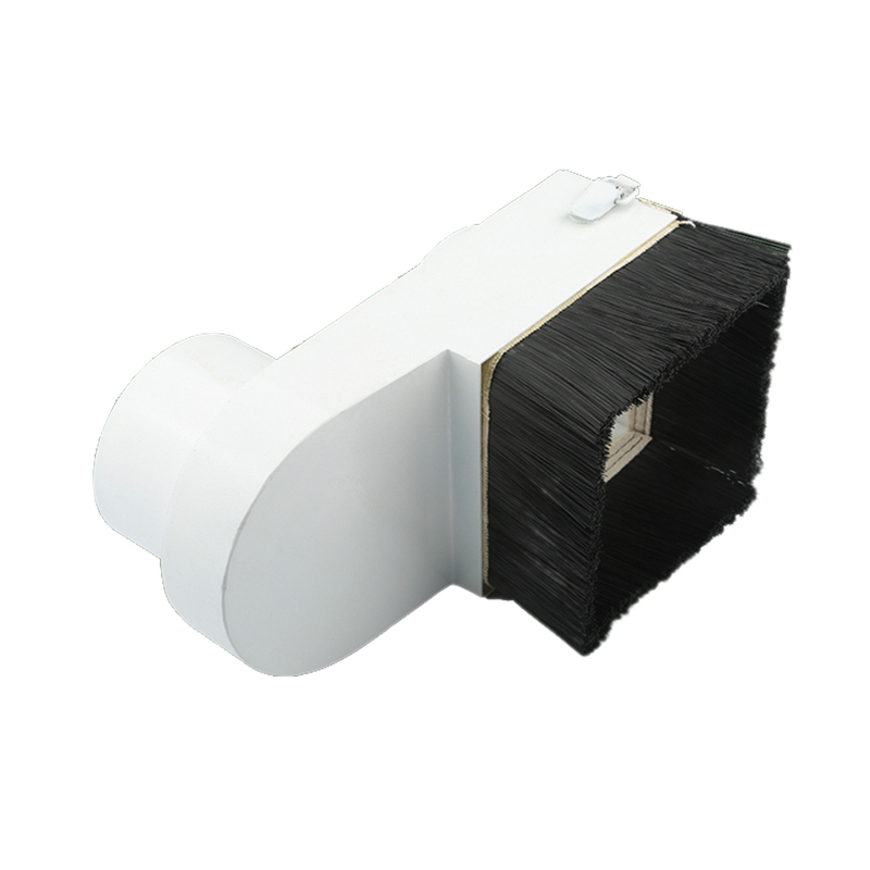 Dust Collector Dust Cover Brush For CNC Spindle Motor Milling Machine Rout Q2T5