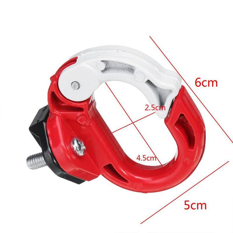 Für Xiaomi Mijia M365 Elektroroller Vorne Haken Aufhänger Helm Taschen Klau Q1M1