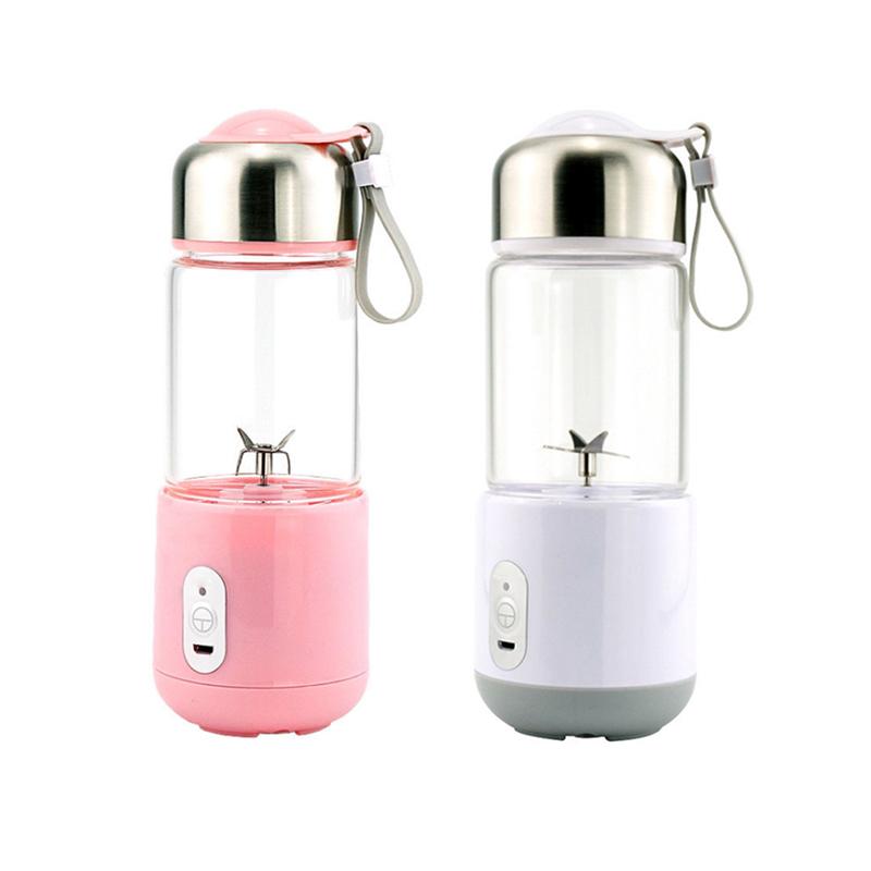 Переносной блендер, гладкий блендер USB соковыжималка Кубок, 17 Oz фрукты смесительная машина смесительный Кубок, подарки для женщин, идеальный блендер для личного использования