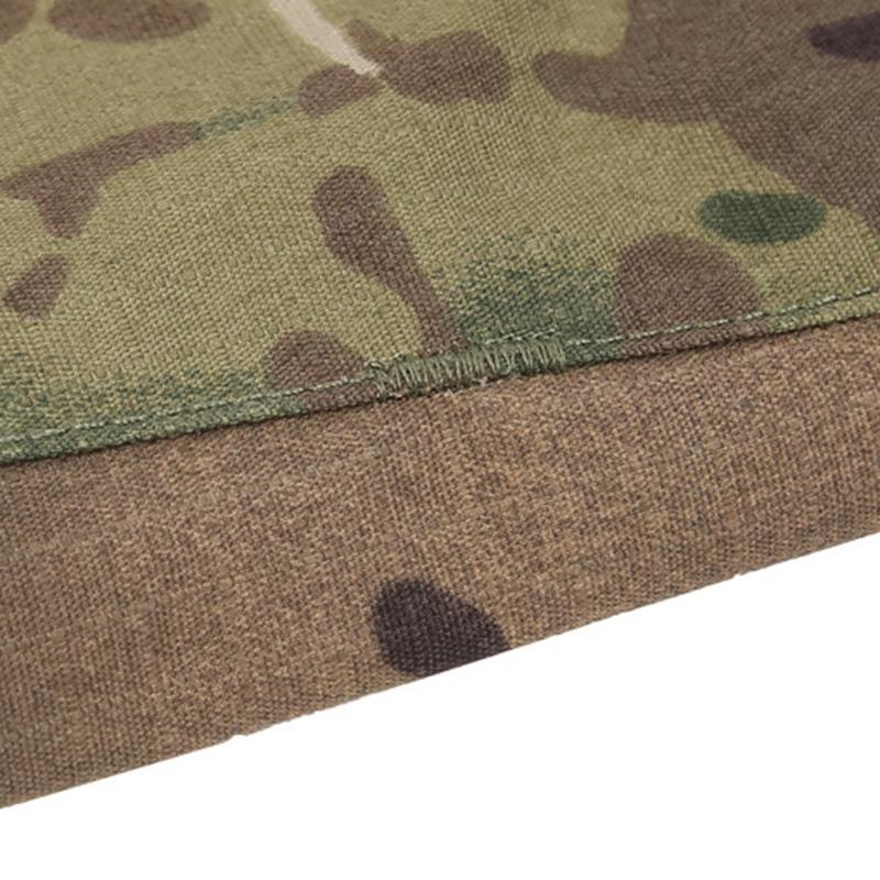 Esdy Camouflage Kleidung Frosch Anzug Lange Ärmel Reiten Warme Kleidung S9Q3