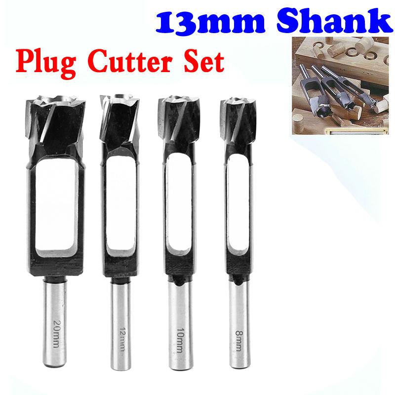 Tenon Dowel /& Plug Cutter Tenon Maker Tapered Snug Plug Cutters(20Mm) E9E7