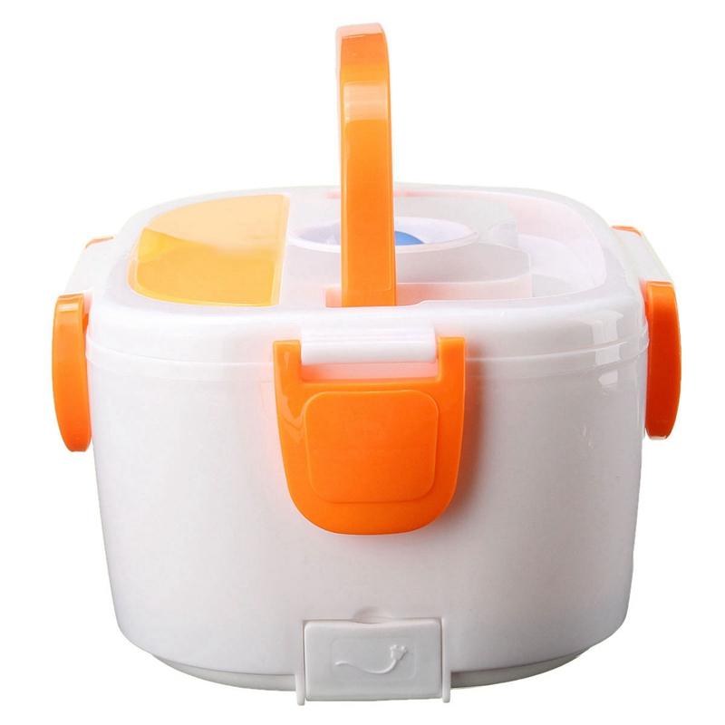 Prise de Voiture Chauffante Électrique Portable Boîte À Lunch Bento Travel  5U5