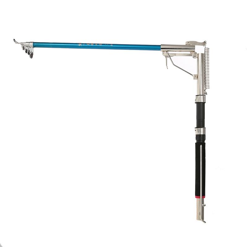 1 Justierbare Angelrute Des Regulators  Teleskopische Automatische Stangen GY
