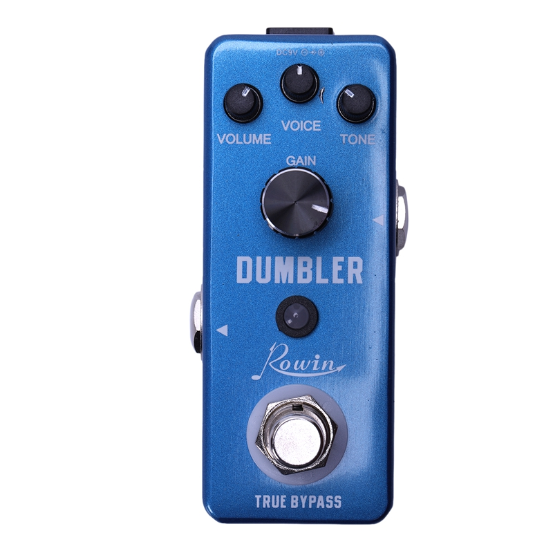 Rowin LEF-315 Analog Dumbler Guitar Effect Pedal,Provide You With Sound Ran R2P4