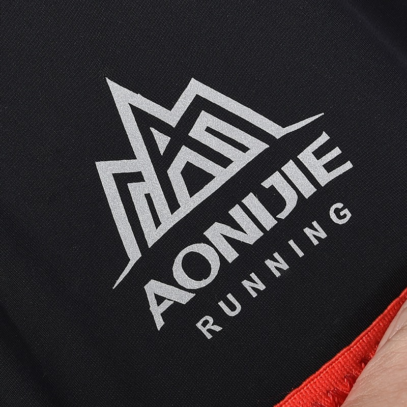 Aonijie Outdoor Unisex High Trail Reflective Gaiters Protective Sandproof S Y3X4