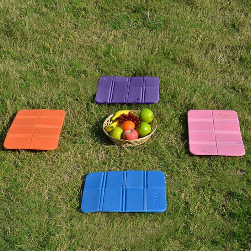 XPE Foldable Outdoor Camping Mat Portable Waterproof Chair Picnic Mat F2I8
