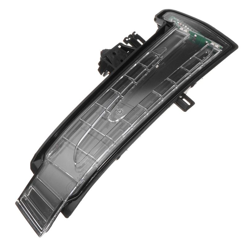 Lámpara Indicadora Del Espejo Retrovisor Del Coche Lente De Luz De Señal De Y2I7
