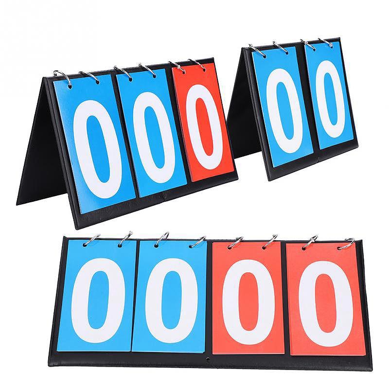 Digits Digital Scoreboard Sports Competition Scoreboard Table Tennis Basket O6Z7
