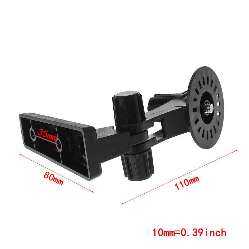 1X Wand Halterung Cam Lagerung Ständer Halter 180 Grad Einstellbar Für Amaz M4L5