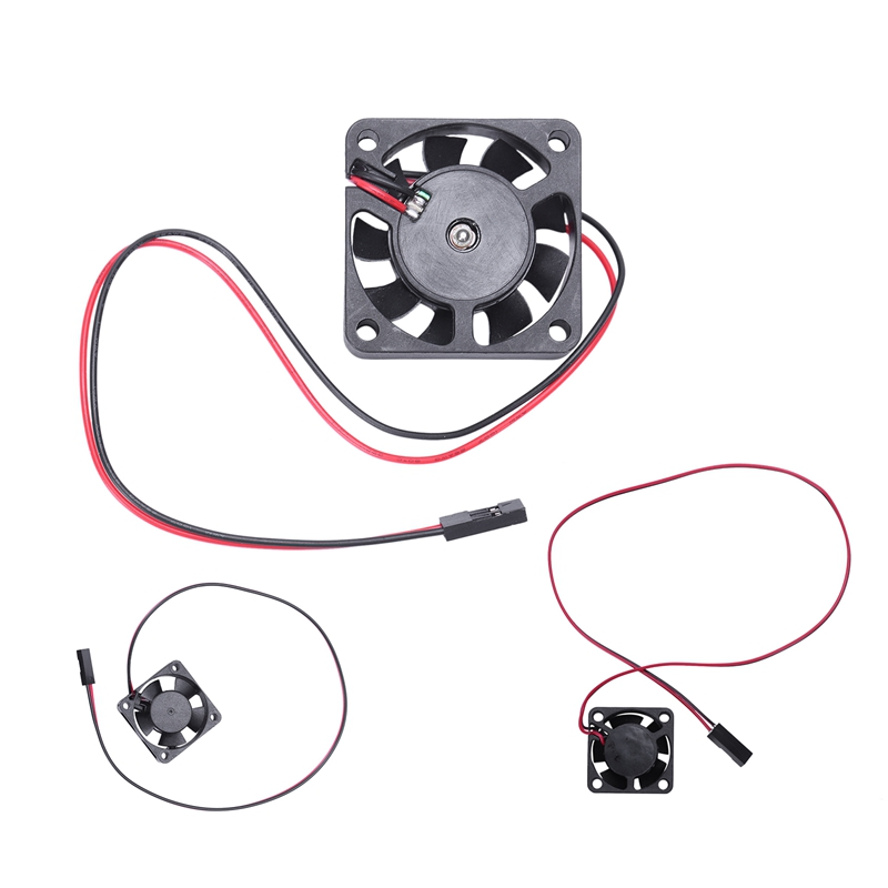 5X Für Rc Modell Auto Esc 3010 Motor Lüfter Für Fernbedienung Auto Teile ZuR3R6
