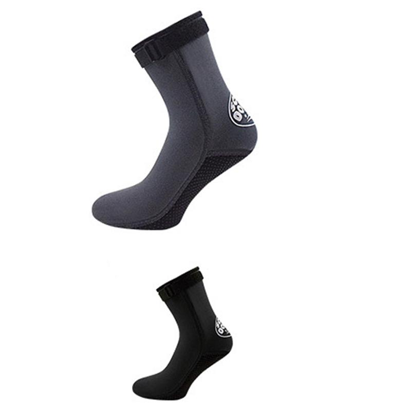 SCuba Donkey Neopren Tauchen Socken Stiefel Wasser Schuhe Rutschfeste Stran S7F2