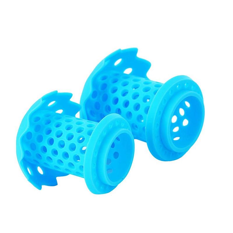 2 Pcs Bathtub Sink Drain Hair Catcher Protector Strainer Durable Bathtub Sh Q3L7