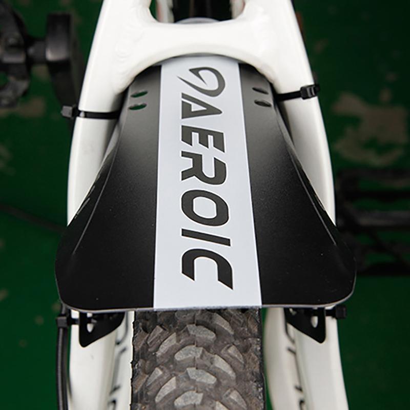 AEROIC Garde-Boue Arrière pour Vélo Mtb Coloré Garde-Boue de Selle F2L8 Garde