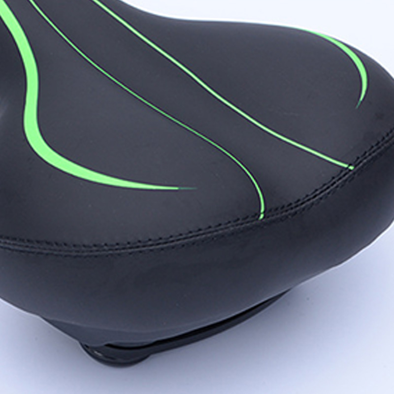 Bicycle Cycling Large Cushion Mtb Bike Wide Soft Pad Comfort Cushion A2H1