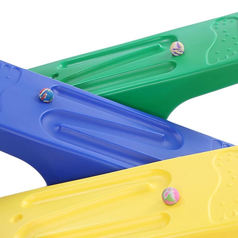 Children/'s Swing Seesaw Balance Board Sensory Integration Children/'s Indoor O5T8
