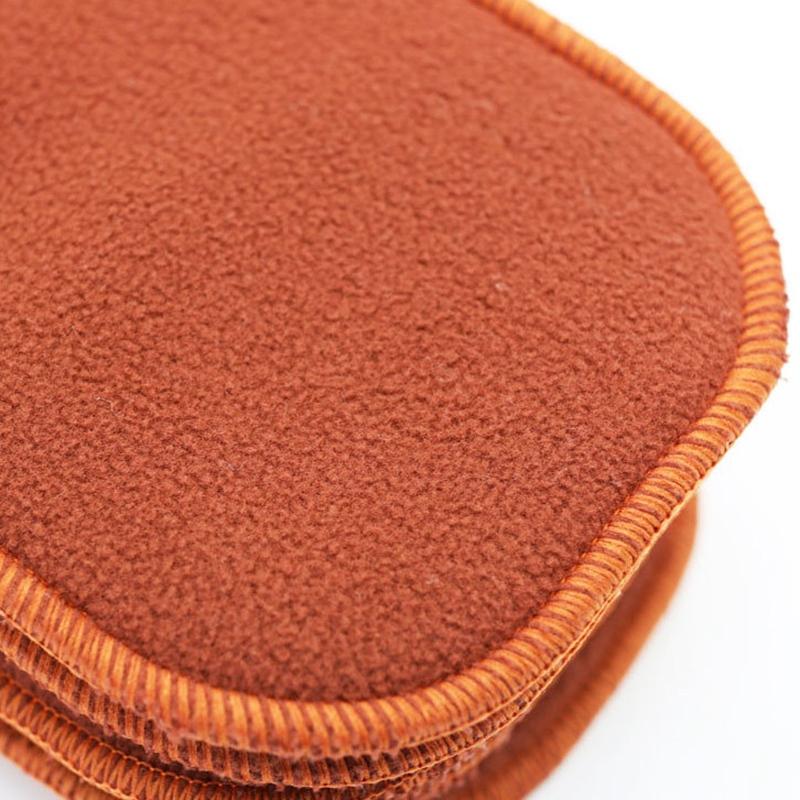 Kaffee Faser Windel Elastische EinsäTze für Baby Windeln Wieder Verwendbare A8S9