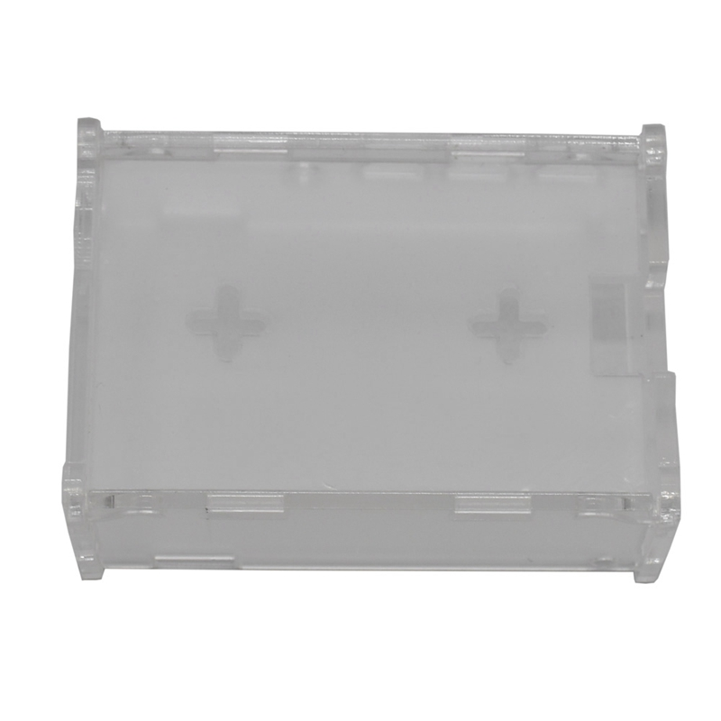 Diy Acrylic Case Box Shell for 3.5 Inch Tft Screen and Raspberry Pi 4B S1S1