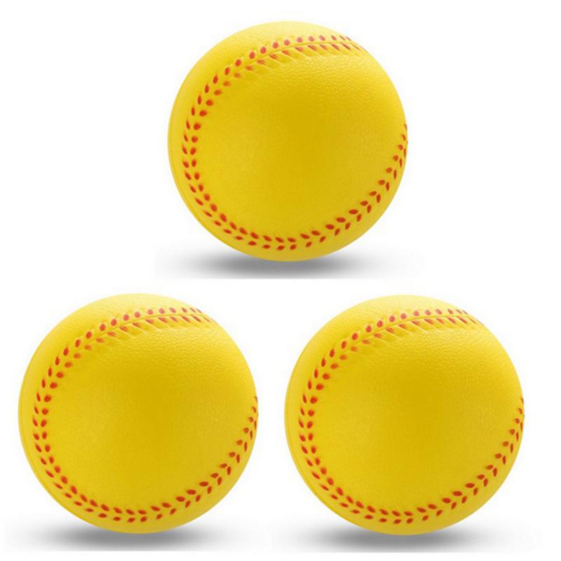 1 StüCke Neue Handgemachte Baseball Pvc Oberen Harten und Weichen H2P6