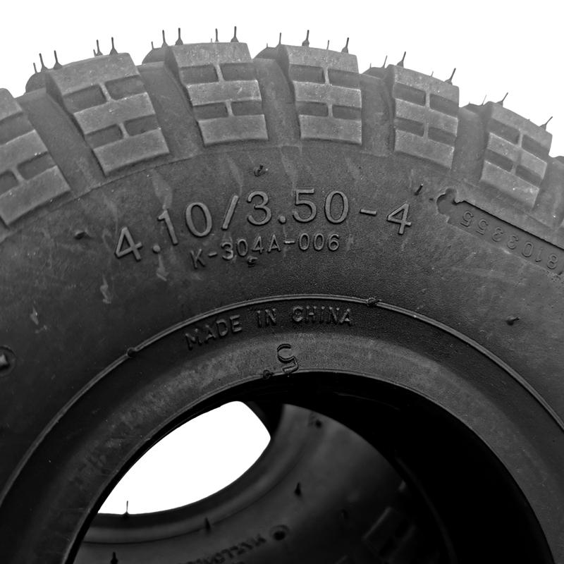 350-4 ATV Quad Go Kart 47Cc 49Cc Chunky 4.10-4 Reifensc V7Q5 3.50-4 410 4.10