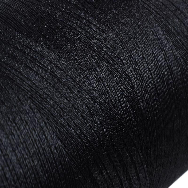 Stronger 5000m Cones Bobbin Thread Filament Polyester for Embroidery Machine 4U7