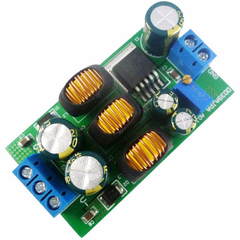 4X 20W +- 5V-24V Positive /& Negative Dual Output Power Supply DC DC Step-Up  O4
