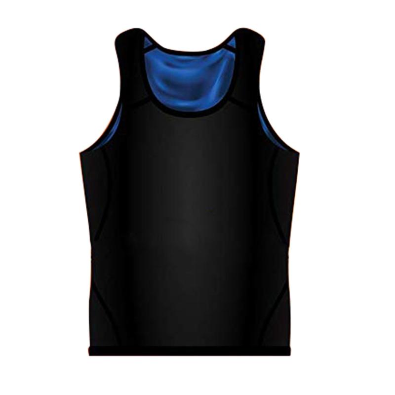 Sauna vest premium vest track polymer slimming for loss of po hu3
