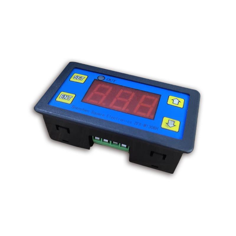 1X W1308H LED Mikrocomputer Digitalanzeige Temperatur Regler Thermostat Int S8G3