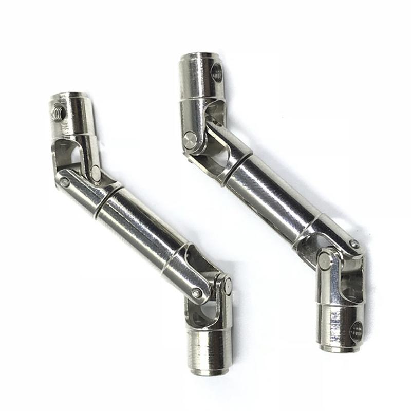 1X 2 STÜCKE Upgrade Metall Antriebswelle für WPL HengLong 1//16 RC Autoteile V7V7