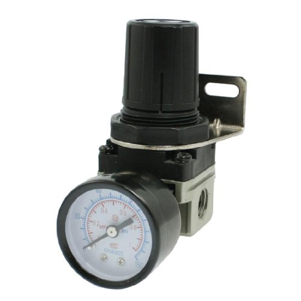 Regulador de presion neumatico fuente de aire 0 1 0mpa - Regulador de presion ...