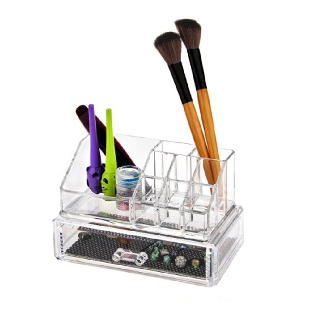 Cosmetic Organizer Makeup Storage Drawer holder Ordnungsstaender NEW HY