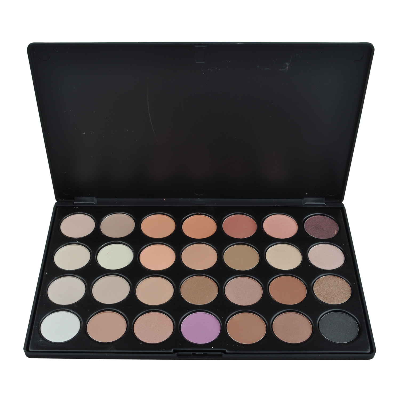 palette fard ombre a paupieres yeux 28 couleurs neutre chaud maquillage pro wt ebay. Black Bedroom Furniture Sets. Home Design Ideas