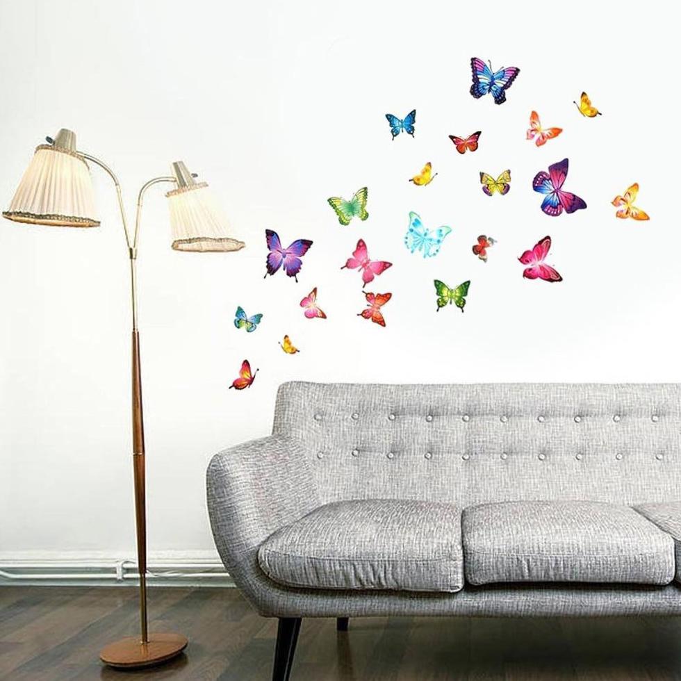 butterflies childrens wall stickers mural art decor 21 city wall decals wall decals nursery baby wall decal kids
