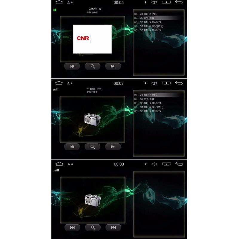2018 USB 2.0 DAB+ Digital Radio Tuner USB Stick for Android Car DVD Stereo I4X6