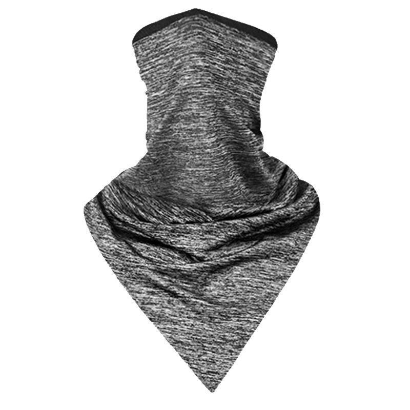 ICE Silk Variety Magic Show Turban Outdoor Sport Running Sunscreen Scarf(bl D6D2