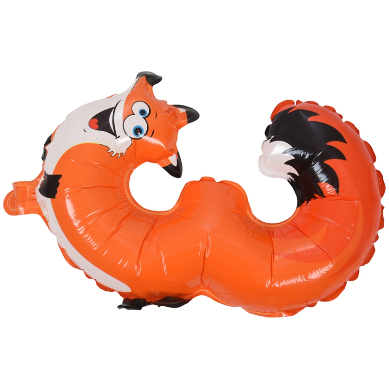Cute-Bambini-Pet-Numeri-Foil-Balloon-Animal-Air-Walker-Elio-Fun-Birthday-Pa-B8V1 miniatura 3