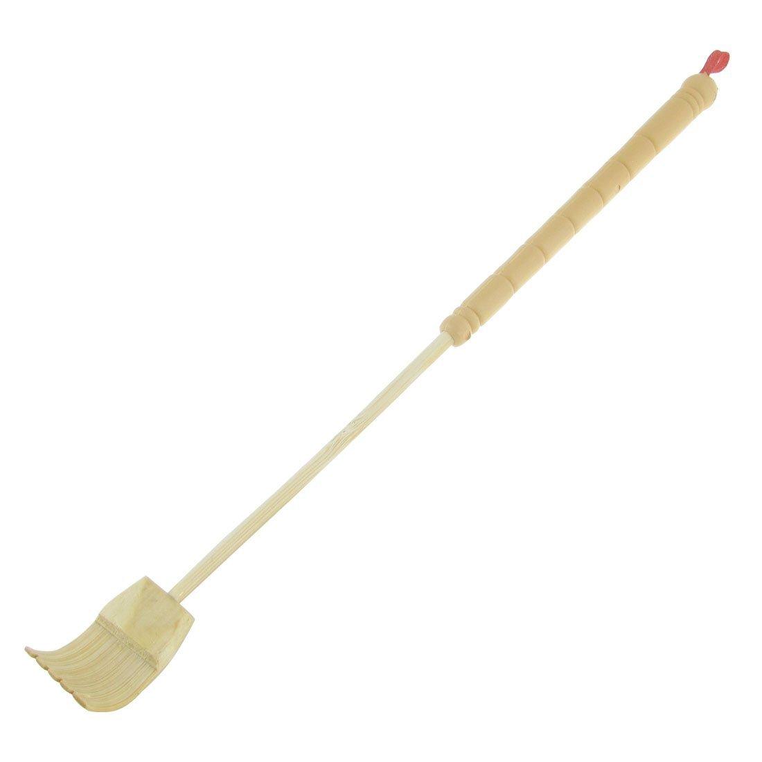 2x poignee en plastique bambou telescopique flexible de for Bambou plastique