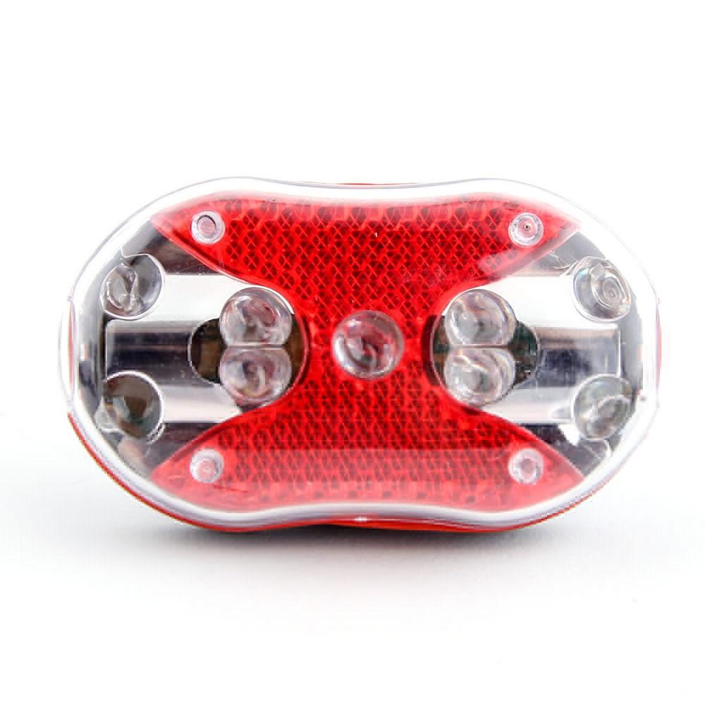 5 led fahrradlampe vorne 9 led hintere taschenlampe. Black Bedroom Furniture Sets. Home Design Ideas