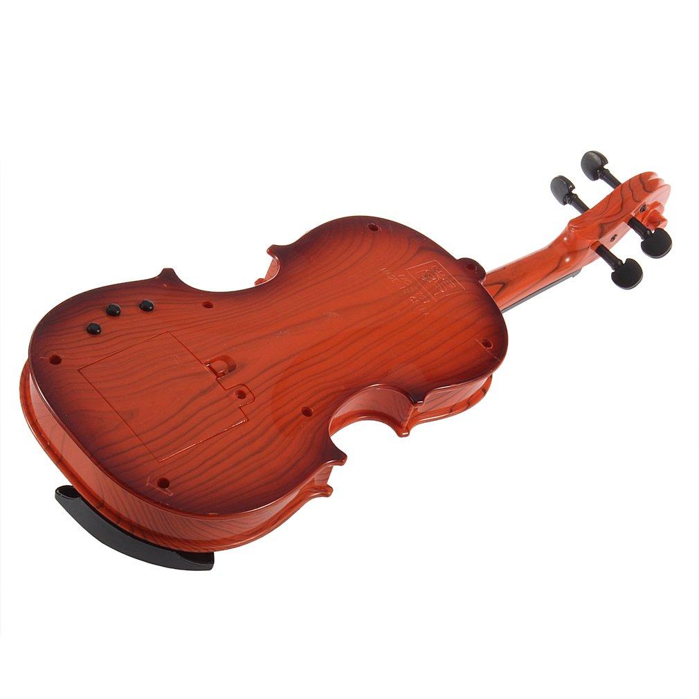 mignon superbe mini violon de musique electronique cadeau. Black Bedroom Furniture Sets. Home Design Ideas