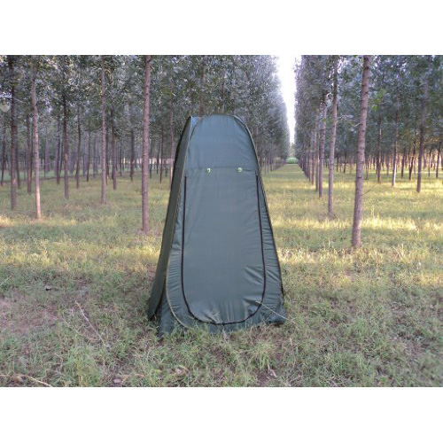 Portable Shower Tent : Portable outdoor shower utility tent camp toilet pop up