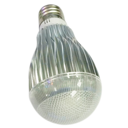 e27 8w rgb led lampe d 39 ampoule de couleurs avec telecommande 85 265v wt ebay. Black Bedroom Furniture Sets. Home Design Ideas