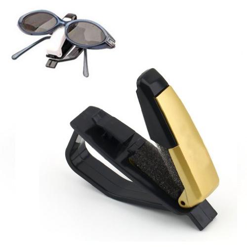 accessoires de voiture pince a lunettes de soleil de forme de pare soleil wt ebay. Black Bedroom Furniture Sets. Home Design Ideas