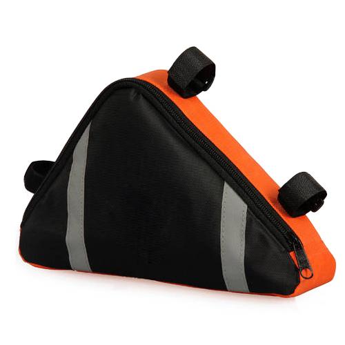 Bicycle Tool Bag : Triangle bicycle cycle mountain bike frame tool bag