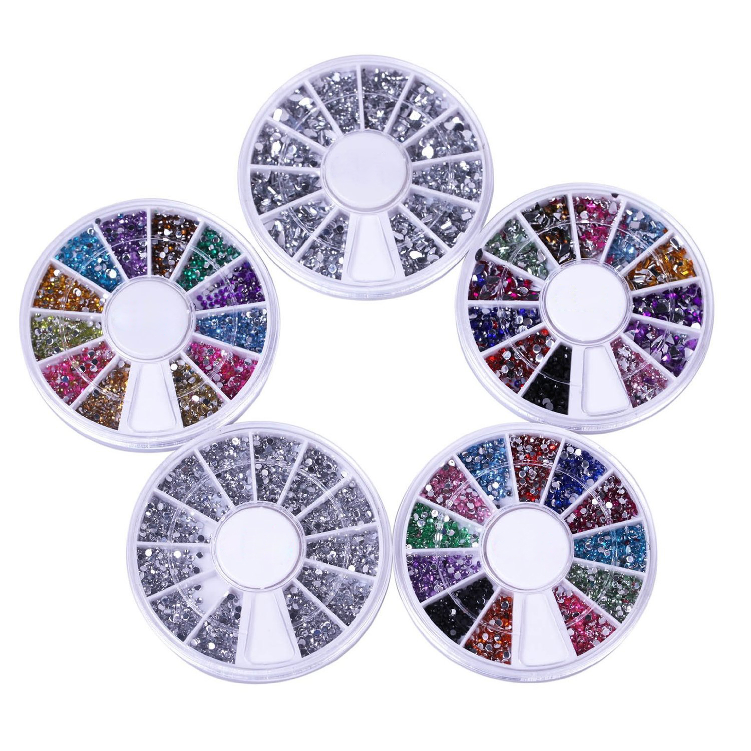 Nail Art Kit for manicure /pedicure for nail decoration ...