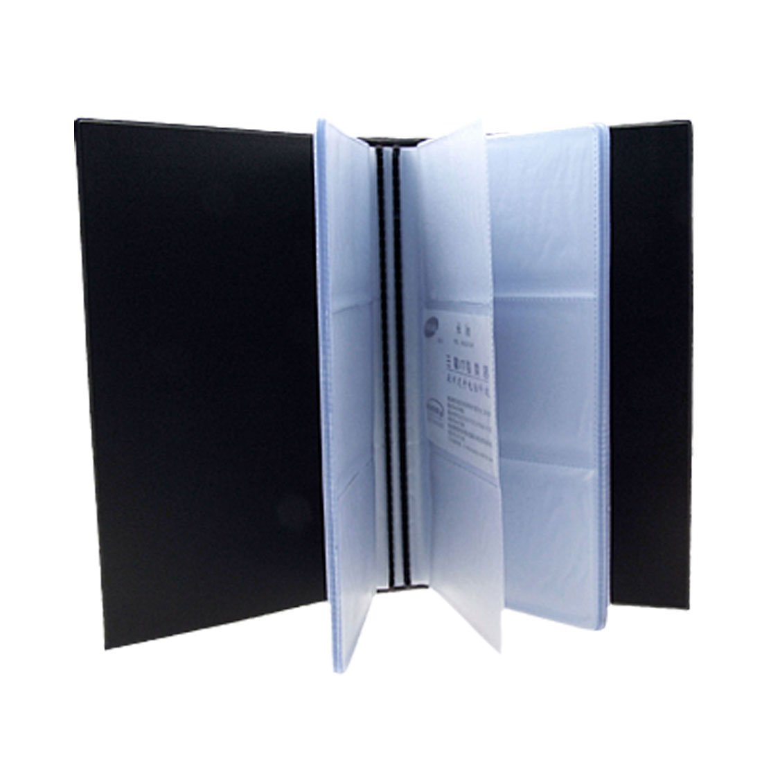 amico business name card credit card holder book for 240