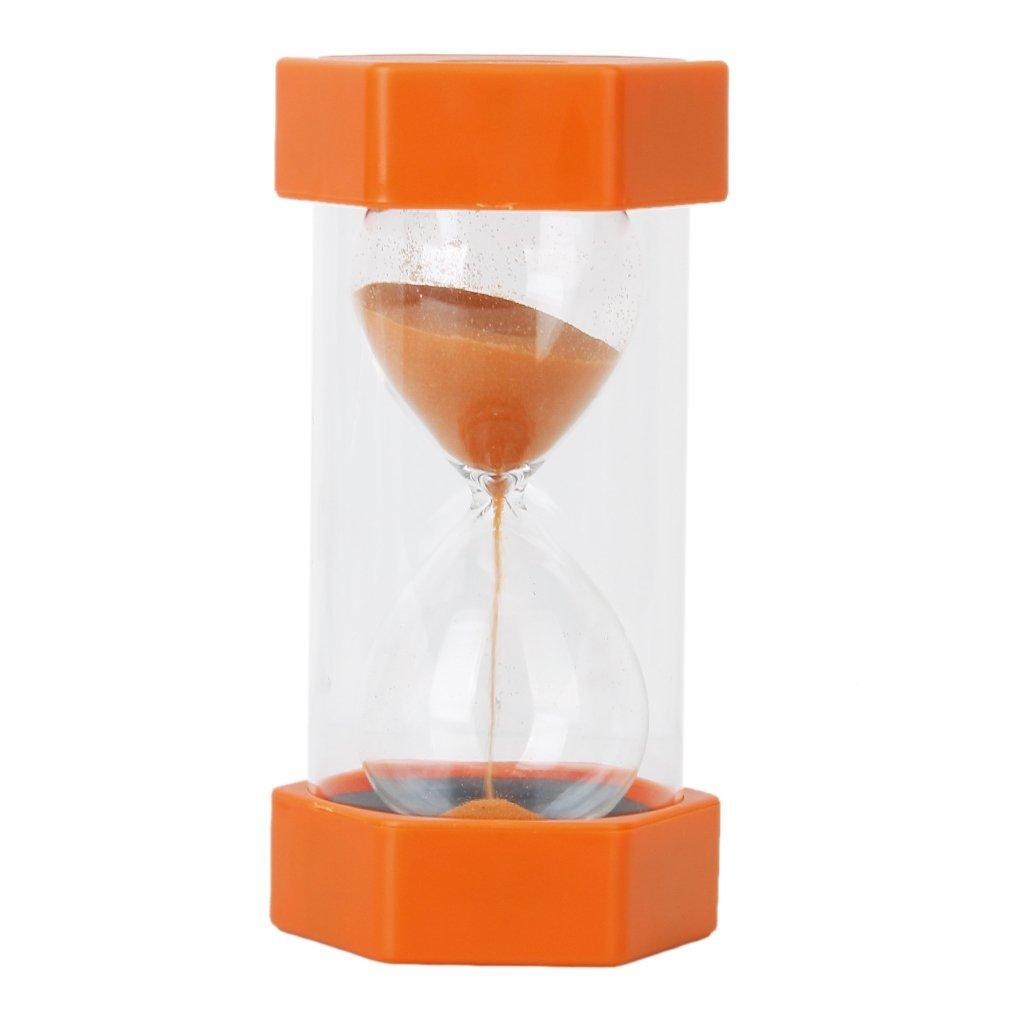 5x hourglass sablier de 2 minutes de securite et a la mode. Black Bedroom Furniture Sets. Home Design Ideas