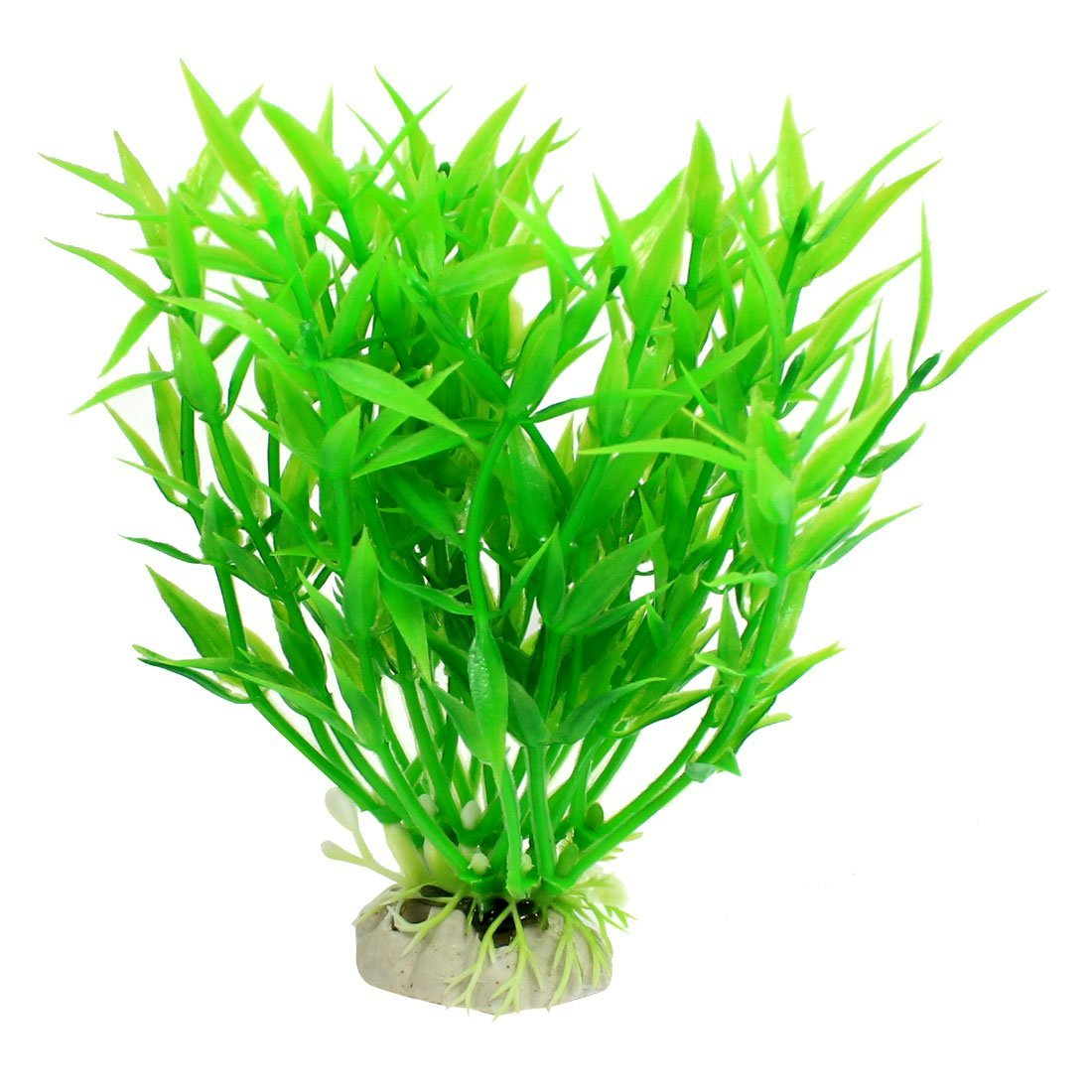 Vert plastique landscaping plante aquatique pour aquarium for Vert plante