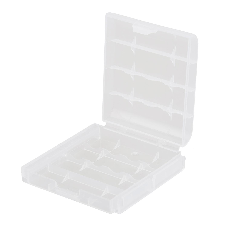 titulaire box 5xnew effacer batterie plastique housse de rangement pour aa k7z3 ebay. Black Bedroom Furniture Sets. Home Design Ideas
