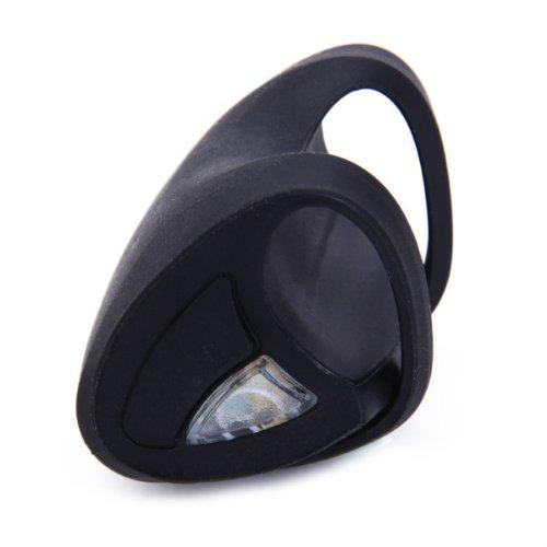 led fahrrad licht leuchten set frosch fahrradlicht schwarz. Black Bedroom Furniture Sets. Home Design Ideas
